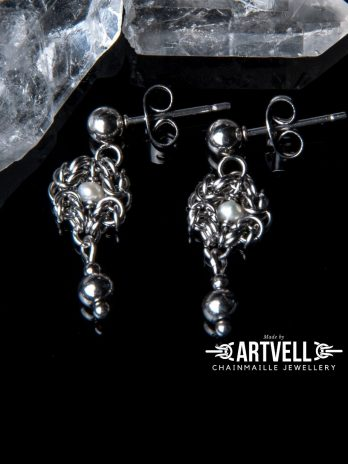 Kolczyki Amulettes PERŁY